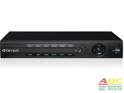 Đầu ghi hình AHD 8 kênh VANTECH VP-8260AHDM